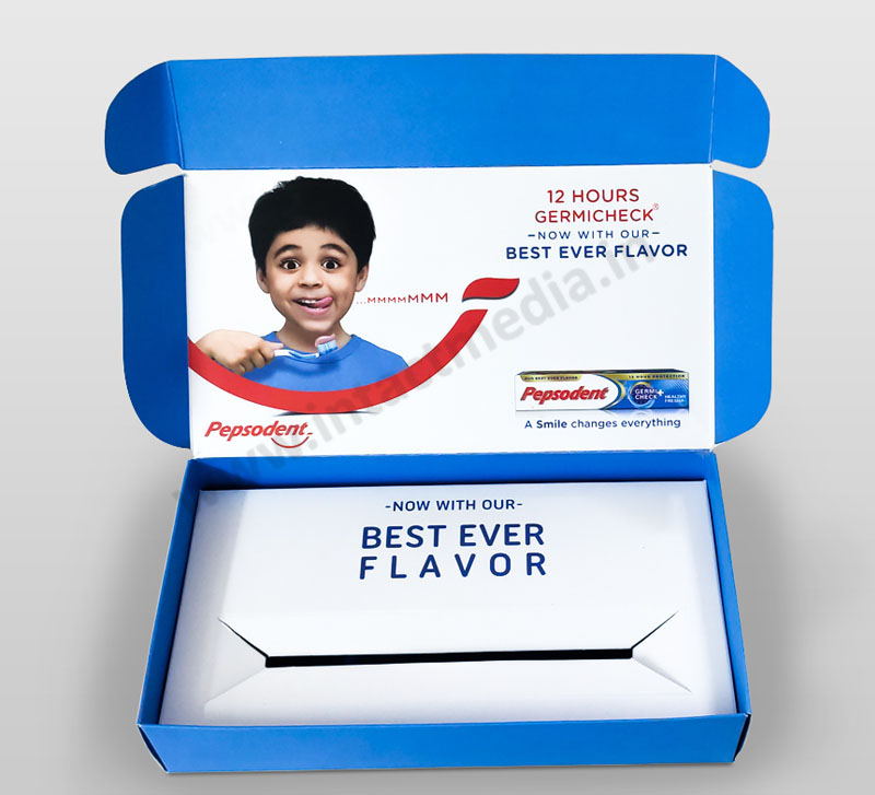 Customized Paper Printed Cake Box Providers